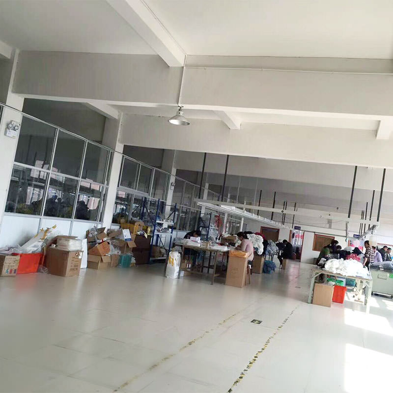 Our Ironing&Packing Area